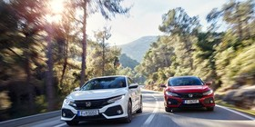 Nuevo Honda Civic 2017, primera prueba