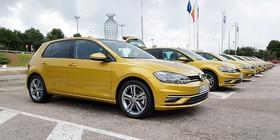 Presentación y prueba del nuevo VW Golf 2017