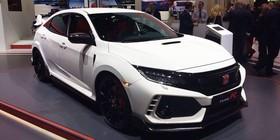 El nuevo Honda Civic Type R llega a Ginebra 2017