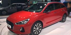 El nuevo Hyundai i30 wagon se presenta en Ginebra 2017
