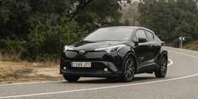 Toyota C-HR Advance, prueba a fondo del nuevo SUV híbrido