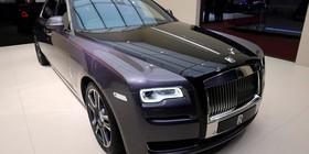 Rolls-Royce Ghost Elegance, envuelto en 1.000 diamantes