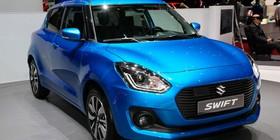 Suzuki Swift 2017: más espacio en su tercera generación