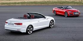 Audi A5 Cabrio, diversión a cielo descubierto en Ginebra