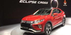 Nuevo Mitsubishi Eclipse Cross en el Salón de Ginebra 2017