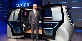 Volkswagen Sedric, el primer vehículo 100% autónomo de Wolfsburgo