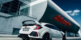 El Civic Type R vuelve a ser el tracción delantera más rápido en Nürburgring