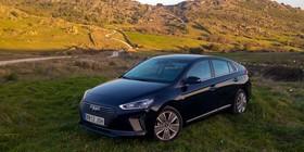 El Hyundai Ioniq híbrido, a prueba