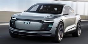 Audi e-tron Sportback: anticipo del SUV eléctrico que llegará en 2019