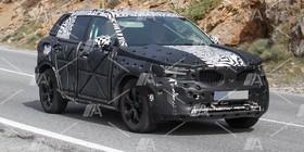 Fotos y vídeo espía del nuevo Volvo XC40