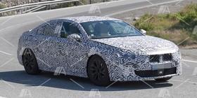 Fotos espía del nuevo Peugeot 508 2018