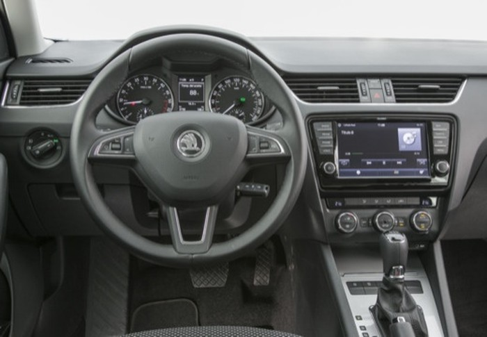 Octavia 1.6TDI CR Like 110