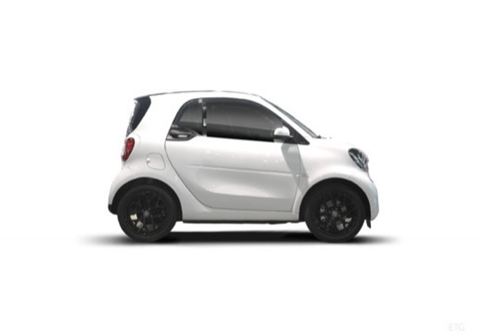 Fortwo Coupé 52 Proxy Aut.