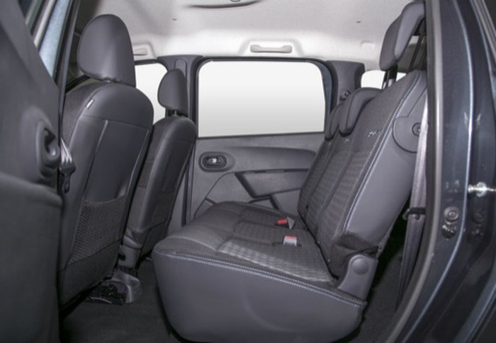 Lodgy TCE GPF Stepway Comfort 5pl. 96kW