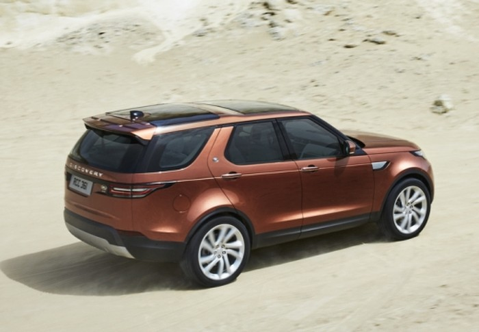 Discovery 2.0SD4 HSE Aut.