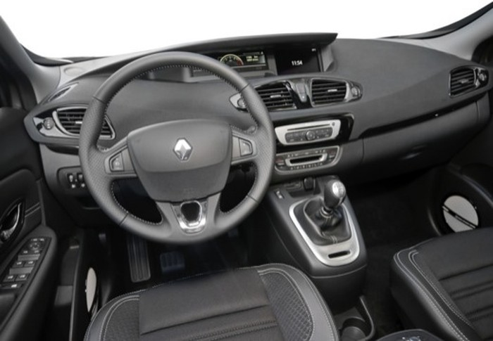 Grand Scénic 1.5dCi Energy Expression 5pl.