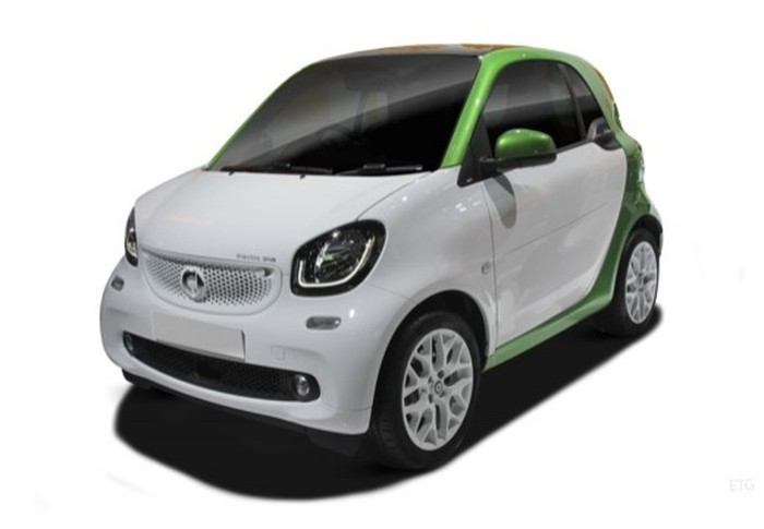 Fortwo Coupé EQ Prime