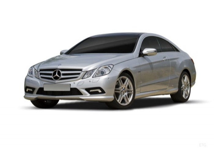 E Coupé 350CDI BE Aut.