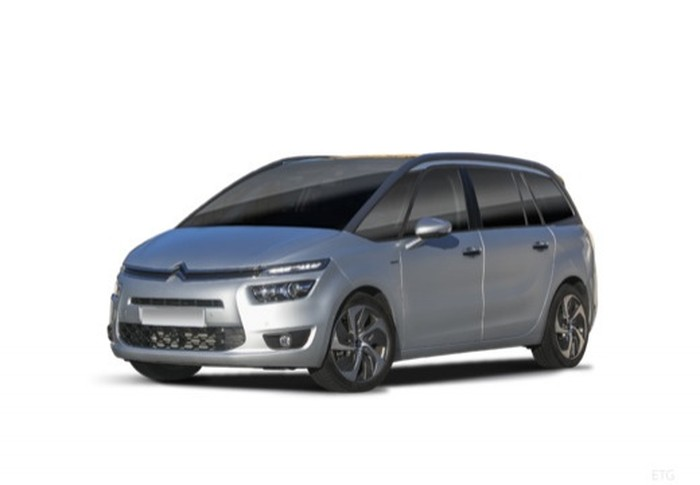 C4 Picasso 1.6e-HDi Attraction115 (flotas)