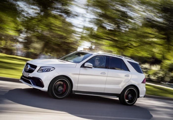 GLE 63 AMG S 4Matic Aut.