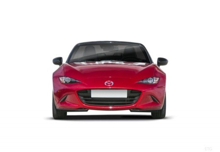 MX-5 2.0 Luxury Sport Soft Top