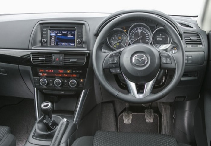 CX-5 2.2DE Luxury (Navi) AWD Aut. 150
