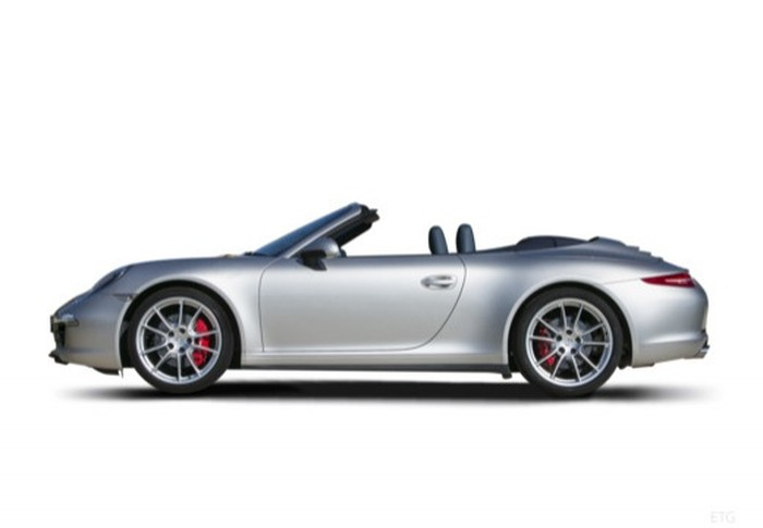 911 Carrera 4 Cabriolet Black Edition
