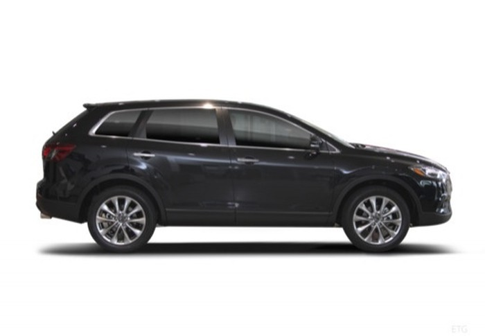 CX-9 3.7 Luxury 273 Aut.