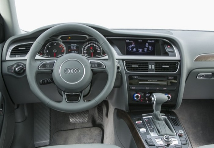 A4 2.0TDI CD Multitronic 190