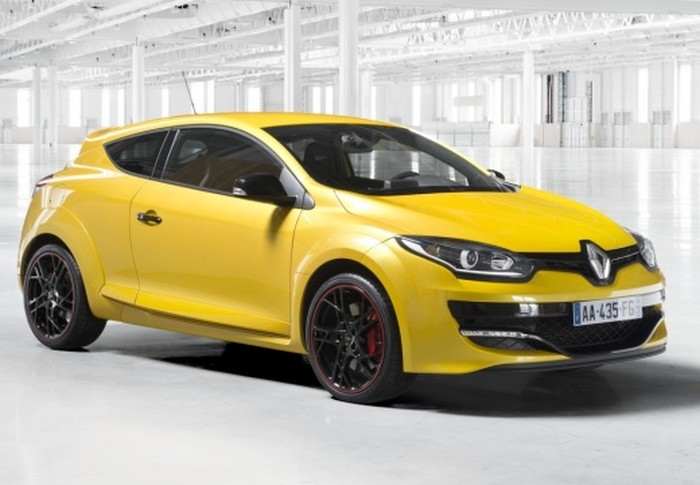 Mégane Coupé 2.0 RS Trophy 275