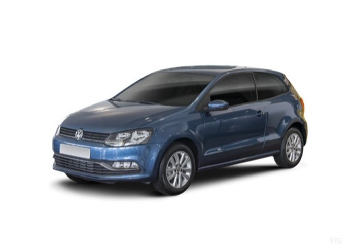 Polo 1.0 TSI BMT Bluemotion 70kW
