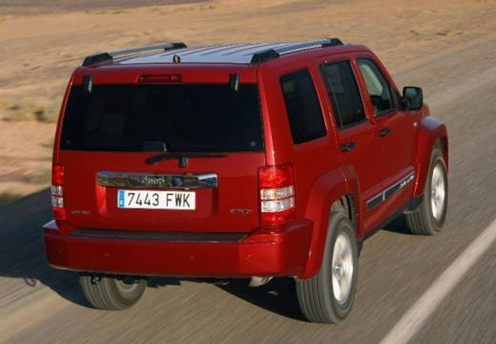 Cherokee 2.8CRD Limited Aut.