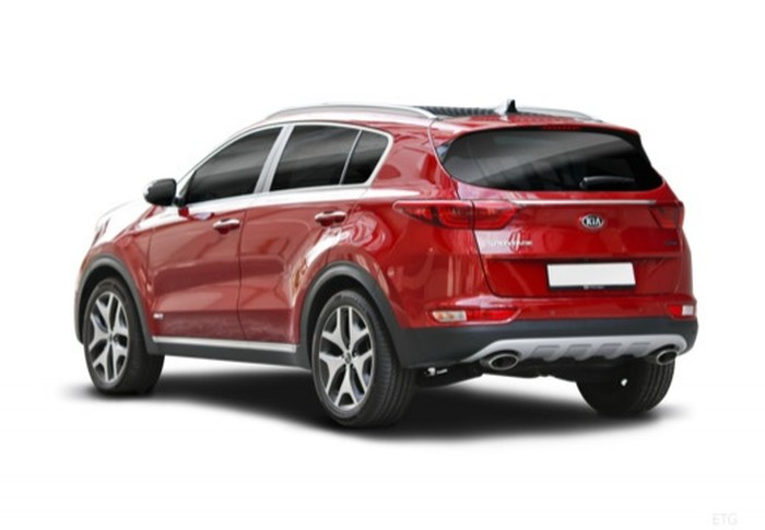 Sportage 1.6 GDi Emotion Plus 4x2