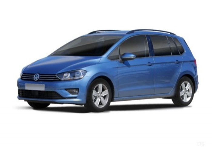 Golf Sportsvan 1.6TDI CR BMT Bluemotion 81kW