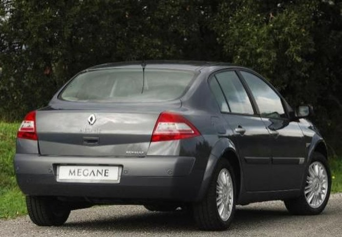 Mégane Sedán 1.5dCi Pack Authentique 85