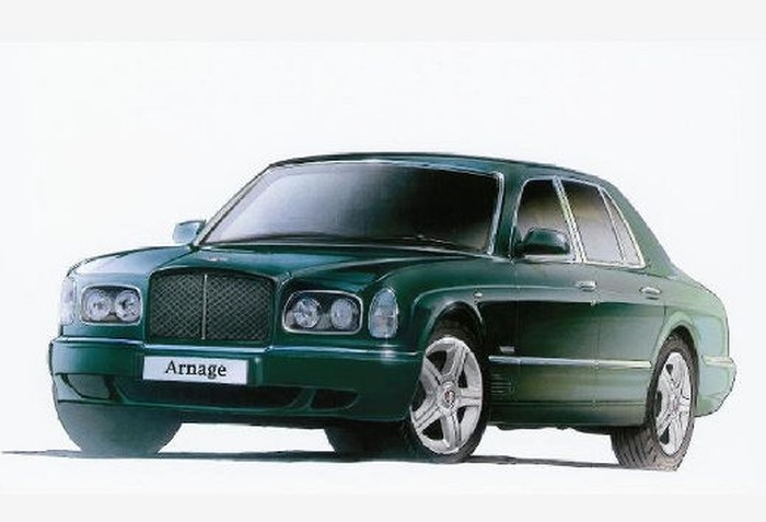 Arnage Final Series
