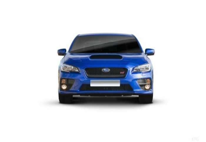 WRX STI 2.5 Sedán Rally Edition