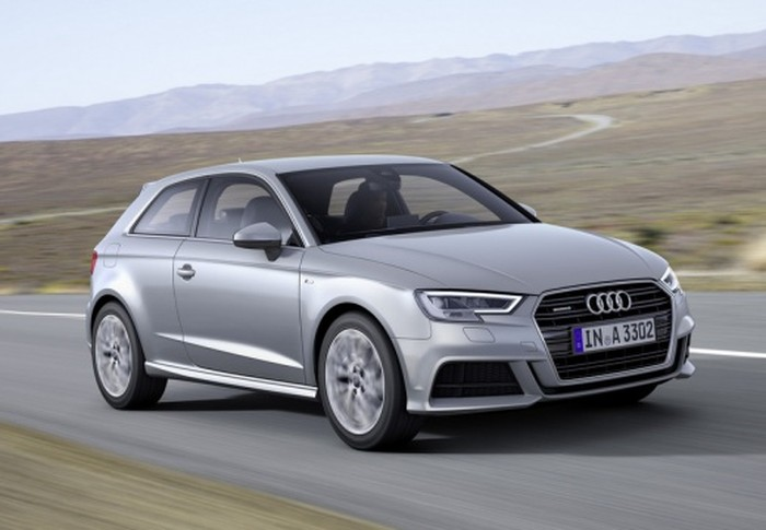 A3 1.6TDI S Line Edition S tronic 85kW