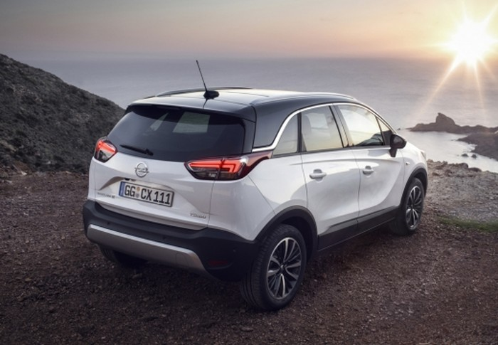 Crossland X 1.2T S&S Excellence 130
