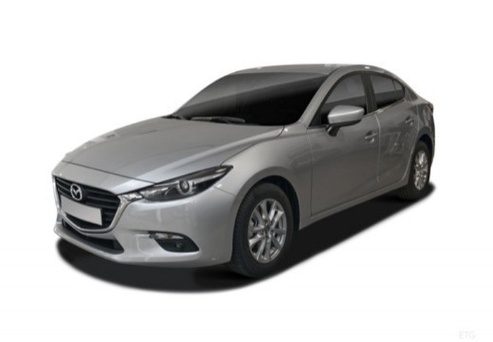 Mazda3 SS 2.0 Lux. Safety+Premium White 88kW