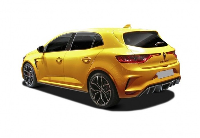 Mégane 1.8 TCe GPF RS 205kW