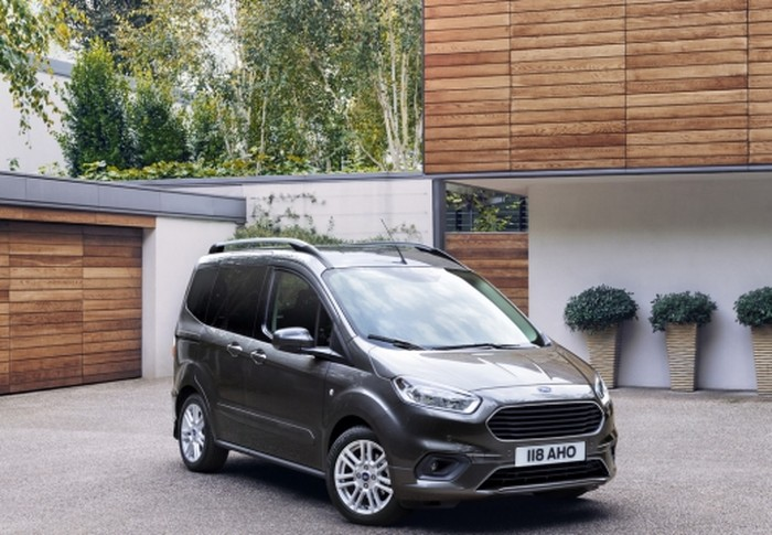 Tourneo Courier 1.0 Ecoboost Trend