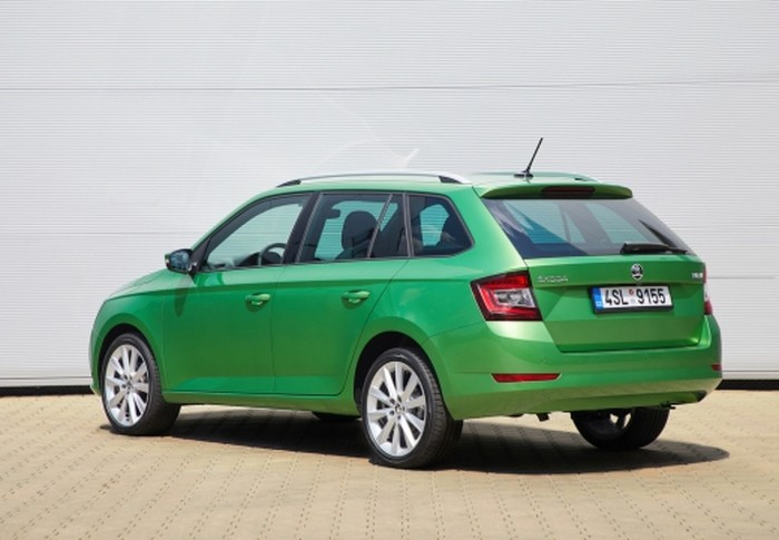 Fabia Combi 1.0 TSI Ambition Plus 70kW