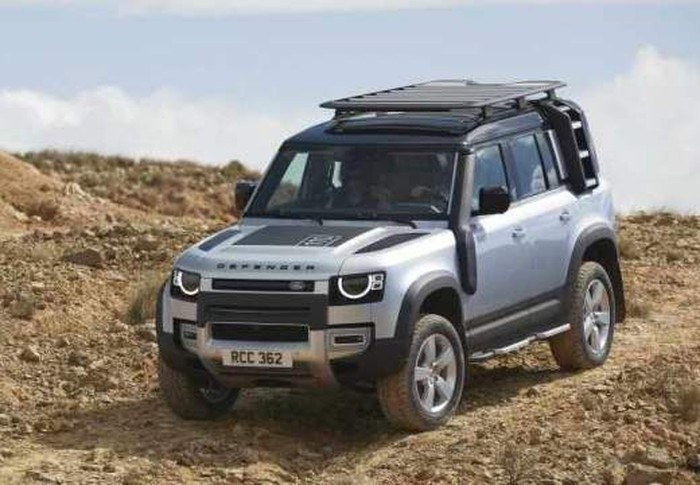 Defender 110 3.0 I6 MHEV First Edition AWD Aut.