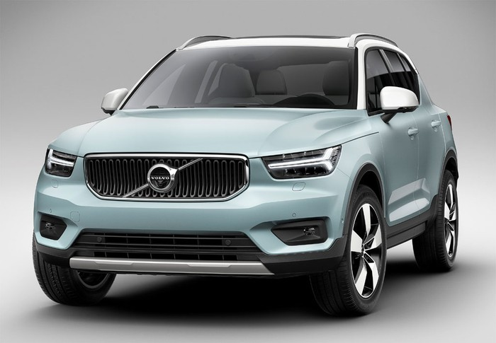 XC40 B4 Inscription Aut.