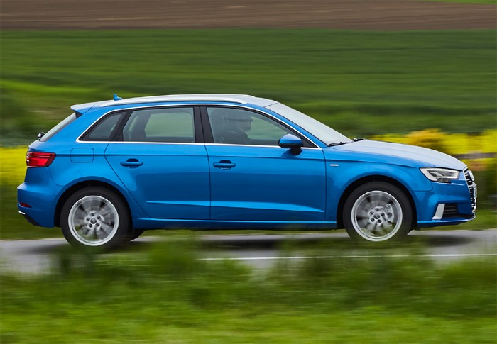 A3 2.0TDI CD Attraction quattro S-T 184