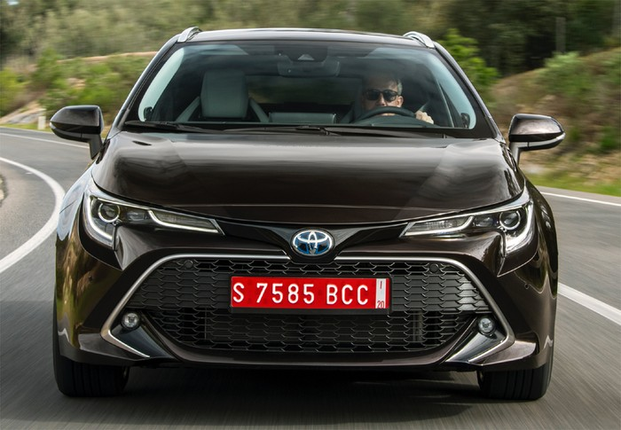 Corolla Touring Sports 125H Active