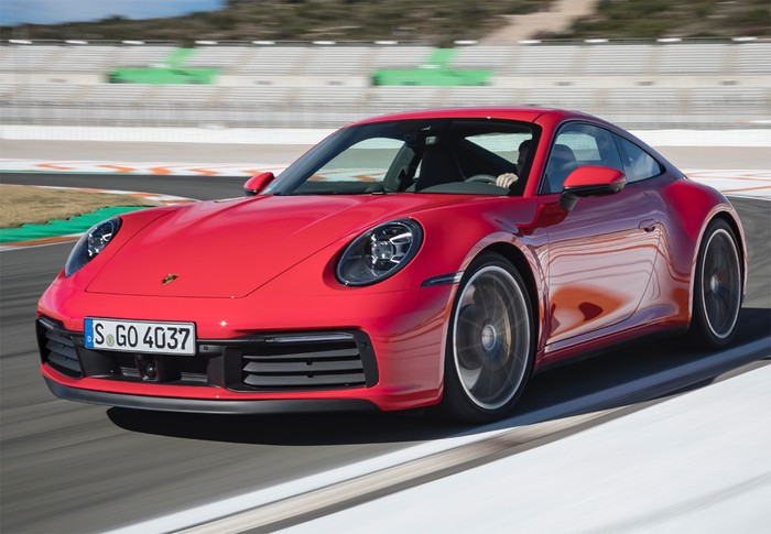 911 Turbo S Exclusive Series PDK