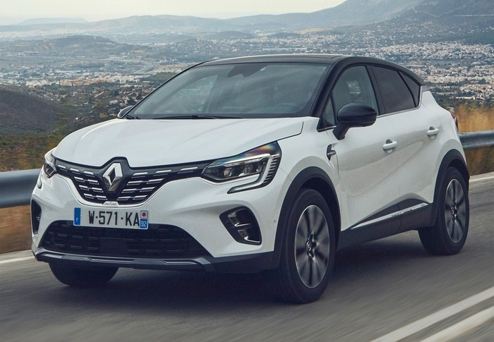 Captur 1.5dCi eco2 Energy Life 90