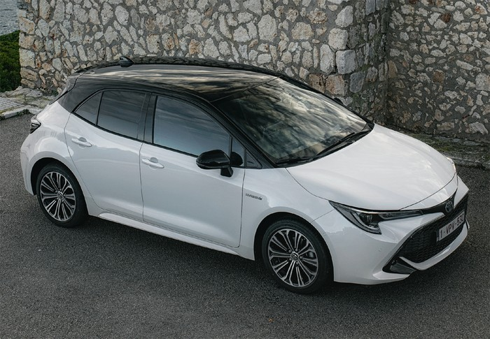 Corolla 180H Advance